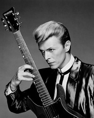 The Baby Name Buff:    David Bowie Edition